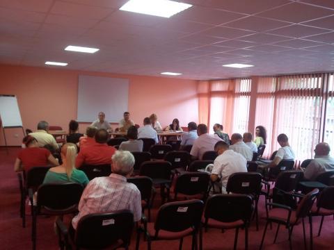 Ședința AGA din 14.07.2012